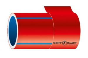 Трубы ТЗК ЭНЕРГОПЛАСТ  ТС (S) трехслойные термостойкие c защитной оболочкой SAFE