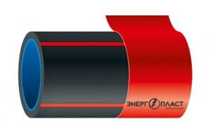 Трубы ТЗК ЭНЕРГОПЛАСТ ТС2 (S) двухслойные термостойкие c защитной оболочкой SAFE