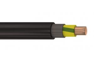 Кабель ВВГнг(А)-LS 1х10 ок 0,66 кВ