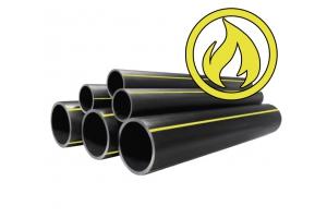 Труба ПЭ 100 200*7,7 SDR26 для газа