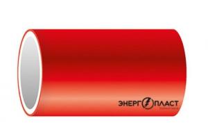 Труба ТЗК ЭНЕРГОПЛАСТ БК-С двухслойная термостойкая DN110-N-1250 F3