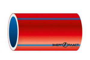 Труба ТЗК ЭНЕРГОПЛАСТ ТС-ОЛ трехслойная термостойкая DN110-L-250